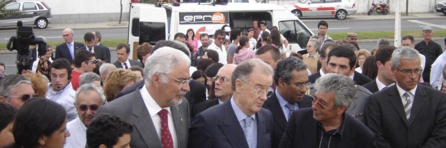 Em Memória de Jorge Sampaio